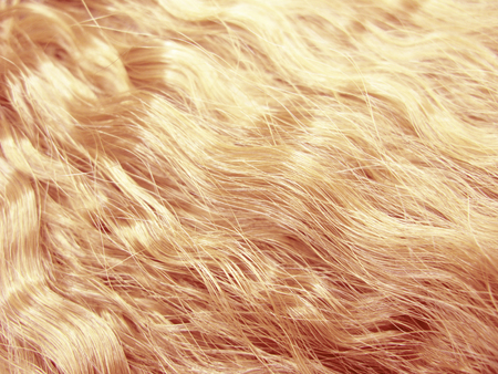 blond curly highlight hair texture abstract fashion style background