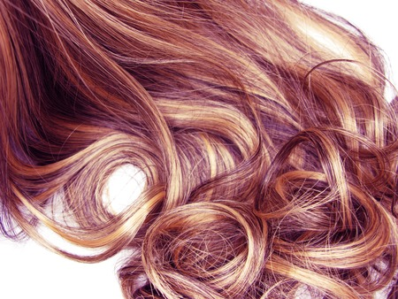 curly highlight hair texture abstract luxury fashion style background