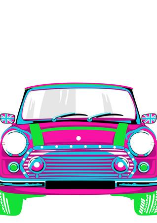 prestige: Colorful car for ladies