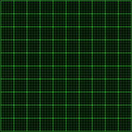 Square grid background  Vector illustration  Vector