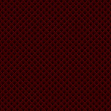 Brown squares, vector illustration