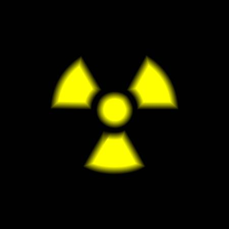 nuclear fission: Radiation Sign