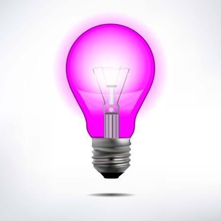 incandescent: Incandescent lamp