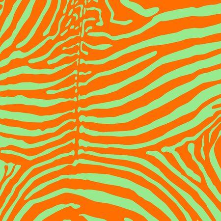 animalistic: Zebra background Illustration