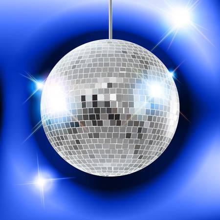 Disco ball Illustration