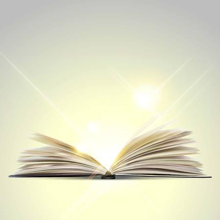 Open book Vettoriali