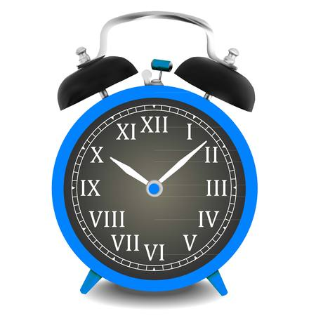 vespers: Vintage clock
