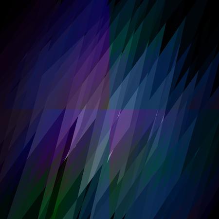 aurora: Aurora abstract background   Illustration