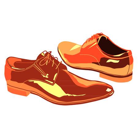 shoelaces: business shoes for men