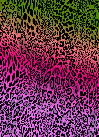 animal print: animal print colorido vector de fondo sin fisuras