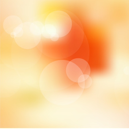 lights background: Abstract pastel defocused lights background - eps10 vector