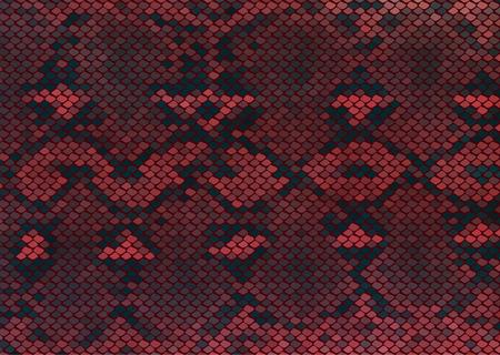 爬虫類の皮をシミュレートするテクスチャ  イラスト・ベクター素材