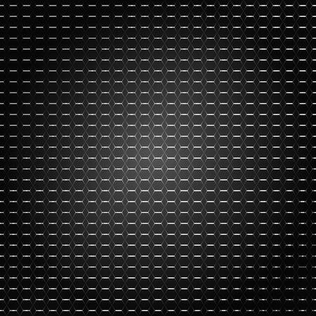 black pattern background. Stock Vector - 31689537