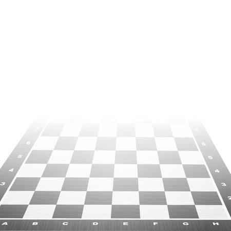 Chess Board Standard-Bild - 32045869