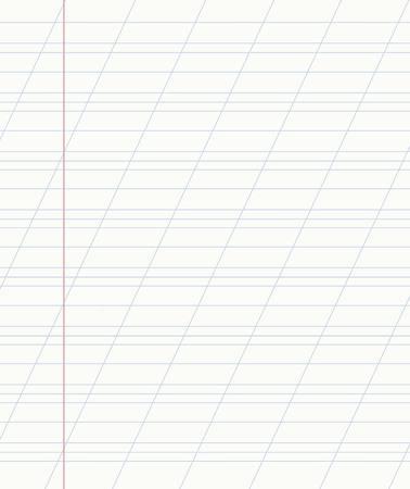notebook paper background: notebook paper background. 10 eps. vector illustration
