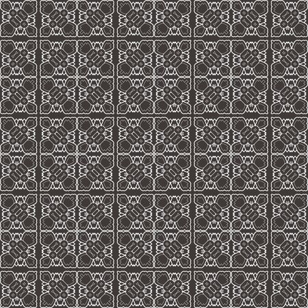 openwork: Background with seamless pattern in islamic style