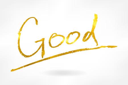 the unique: Good Unique Hand Written Calligraphy Illustration