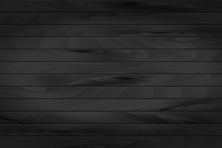 Realistic wooden vector background.