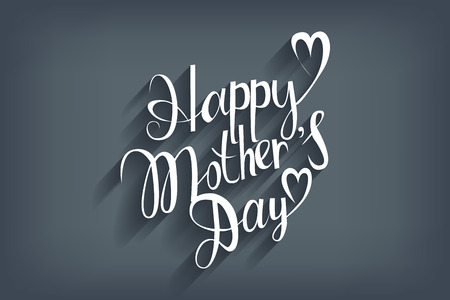 mothers day hand lettering handmade calligraphy.