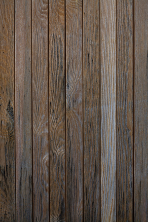 Fragment of old wood wall, vertical background 免版税图像