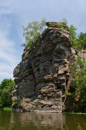 the crags: Butsky Canyon