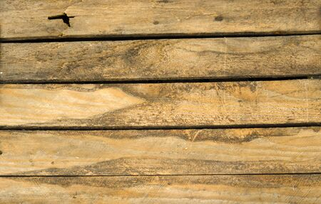 duckboards: wood planks