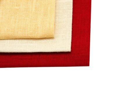 servilletas: servilletas multicolores