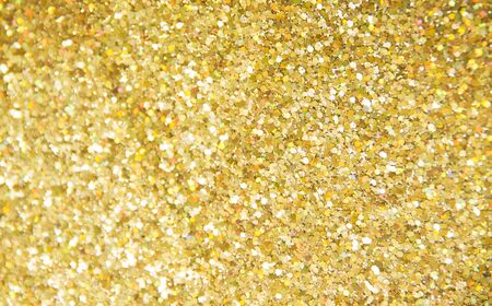 gold metal: abstract background Stock Photo