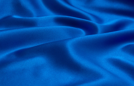 beautiful anniversary: Abstract blue background luxury cloth