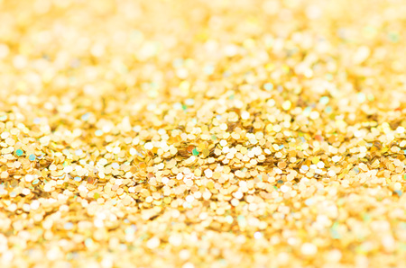 twinkles: abstract background with golden twinkles
