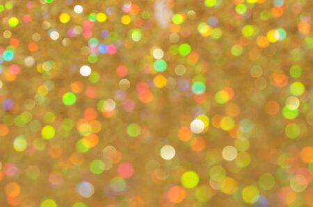 multi color: blurred defocused multi color lights
