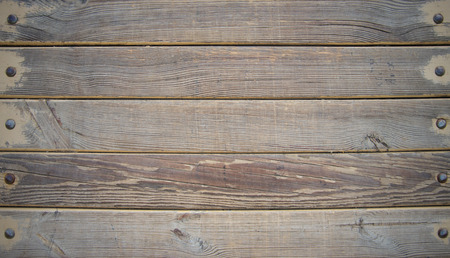 timbering: wood planks