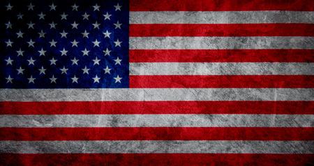 the united states flag: Flag of USA