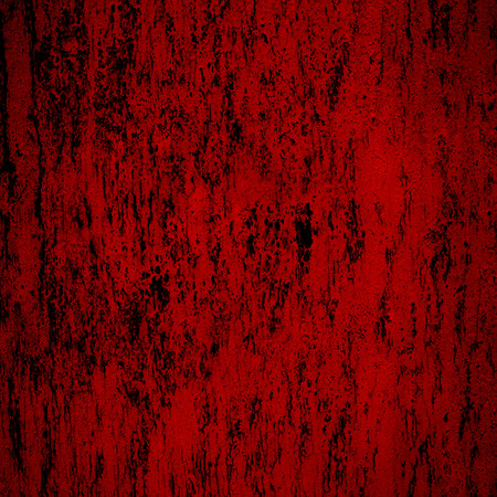 red wall: abstract red background Stock Photo