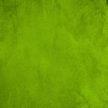 green and black: green background