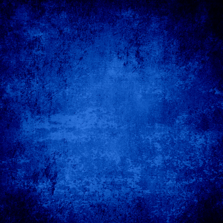 distressed: Textured blue background