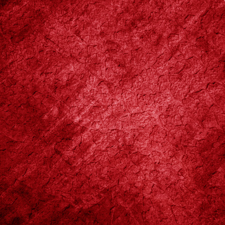 distressed background: abstract red background Stock Photo