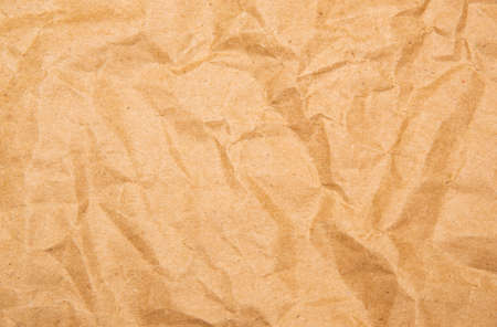Crumpled paper for background usage Stock Photo - 45646522