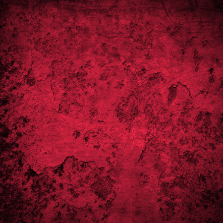red square: abstract red background Stock Photo