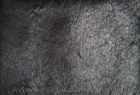 black leather: Black leather background