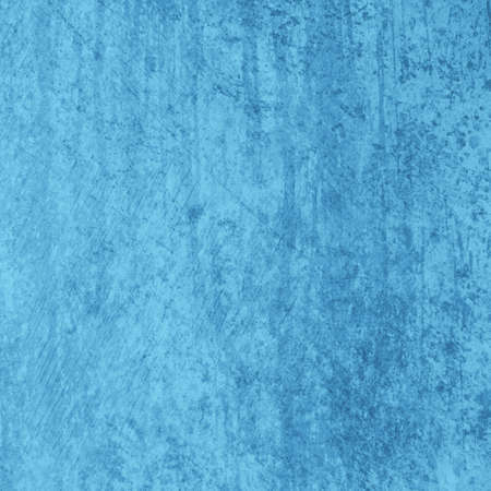 blue wall: Grunge blue wall background or texture Foto de archivo