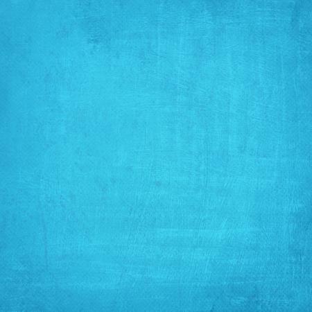 blue grunge background: Grunge blue wall background or texture Stock Photo