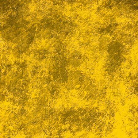 yellow paint: Yellow Grunge Background