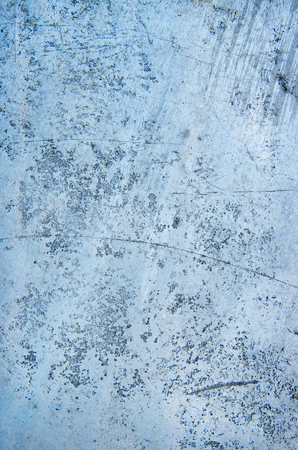 scratched: Scratched metal surface