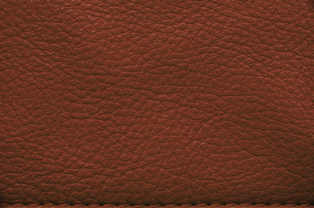brown leather: brown leather texture Stock Photo
