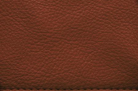brown leather texture: brown leather texture Stock Photo