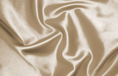 gold colour: fabric satin texture for background