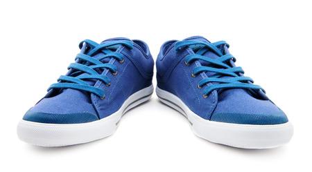 pair: Pair of new sneakers