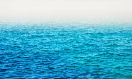 wavelet: Blue sea water background Stock Photo
