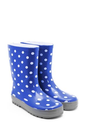 gumboots: Gumboots. Isolated on white.